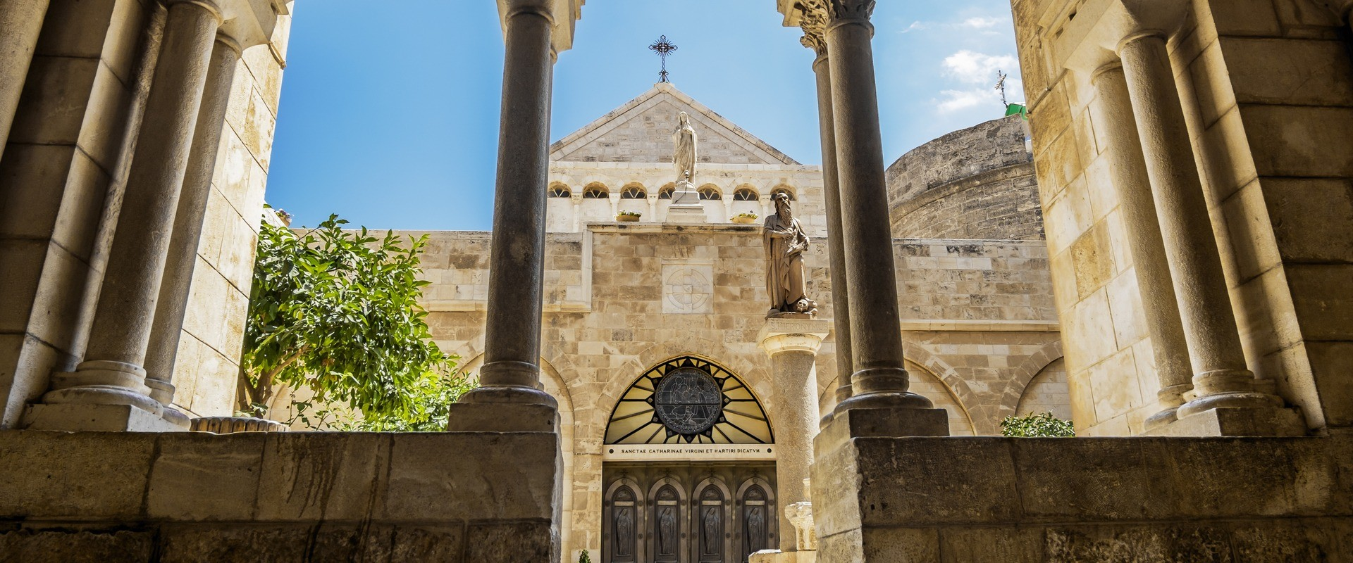 Bethlehem and Jericho Christian Day Tour | The Church of Nativity | Holy Land VIP Tours