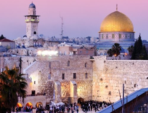 TOP 10 (MUST SEE) CHRISTIAN SITES IN THE HOLY LAND