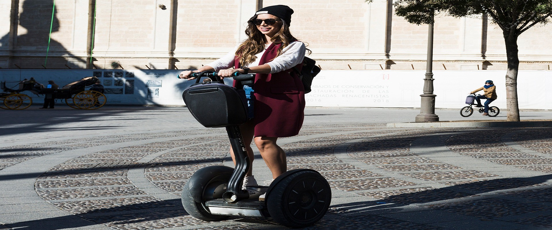 Segway Tour with Holy Land VIP Tours