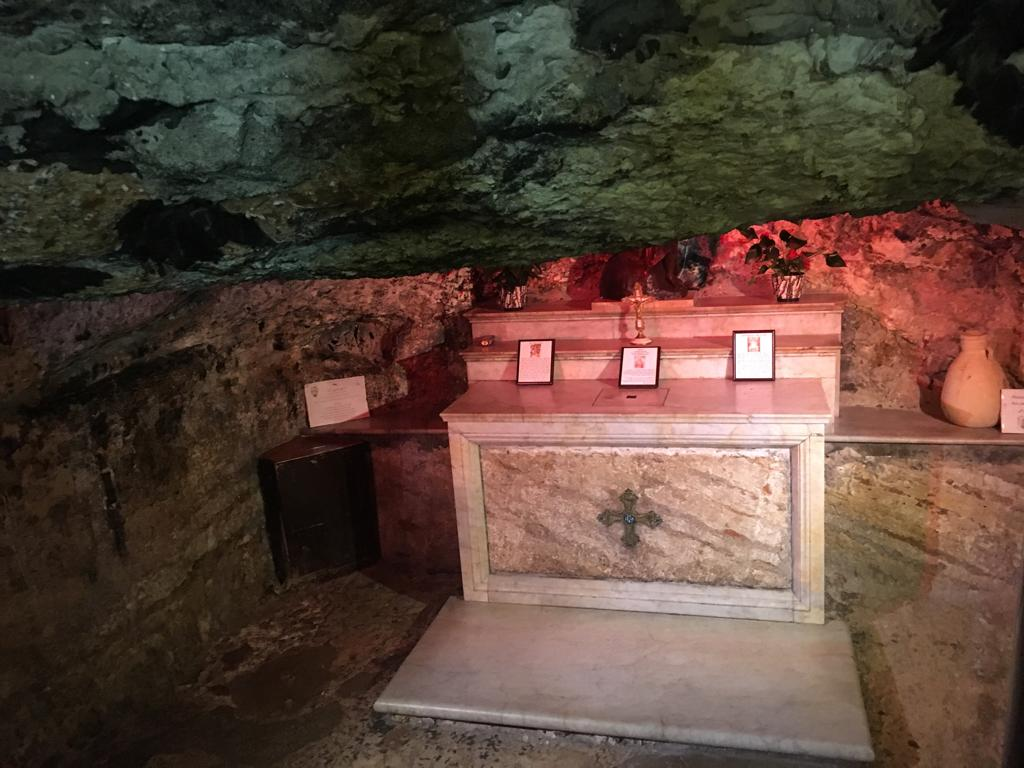 Cave of Elijah | Elijah's Cave
