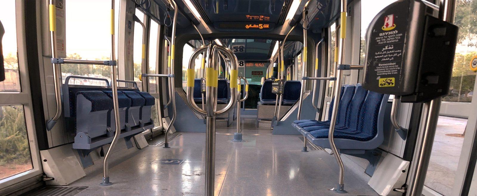 Public Transport in Jerusalem
