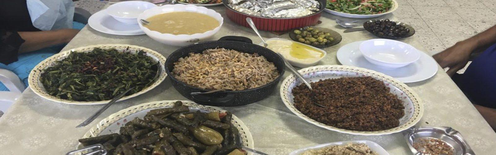 Christian Palestinian dinner | Holy Land VIP Tours