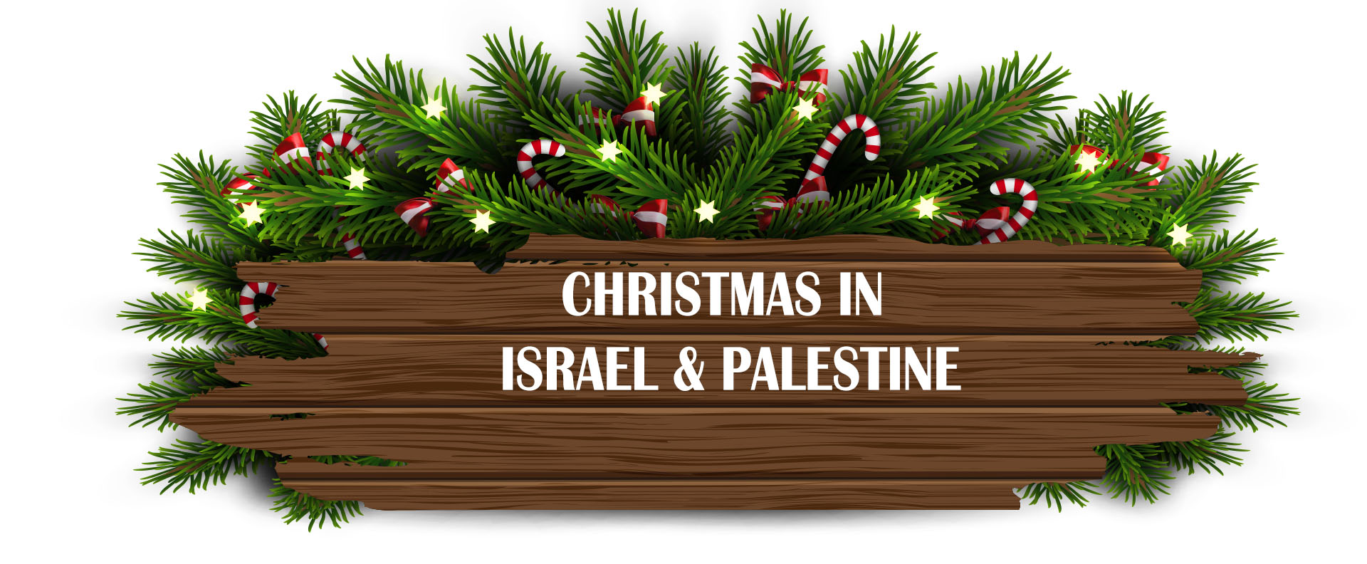 Christmas in Israel and Palestine