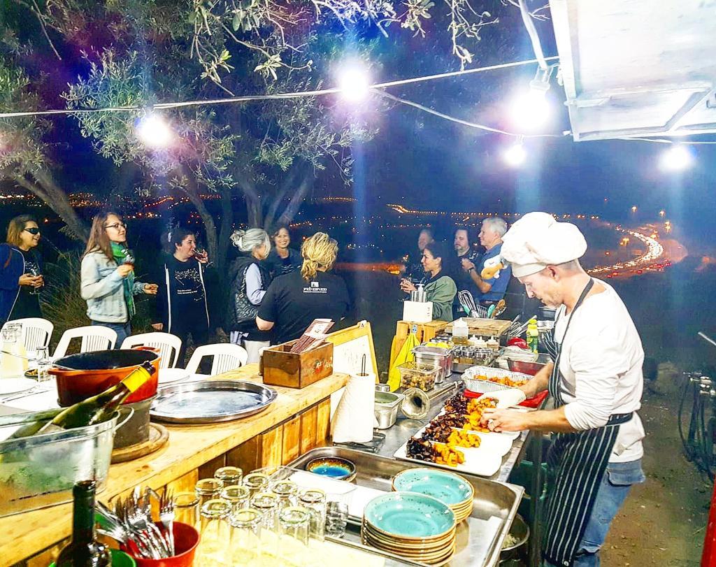 Chef Tal Kitchen