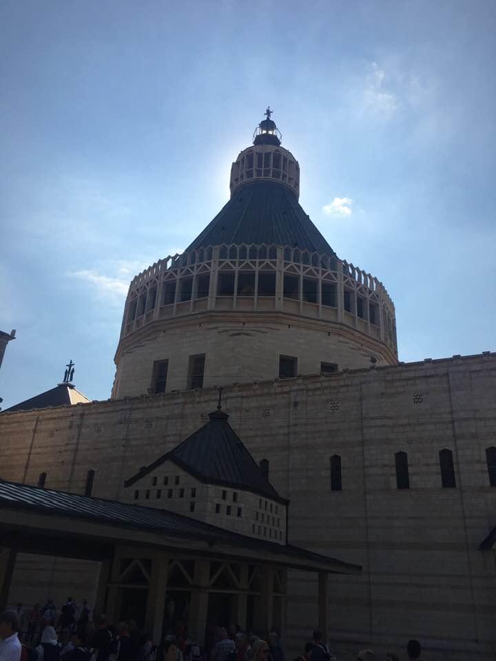 Annunciation Church - the Cupola