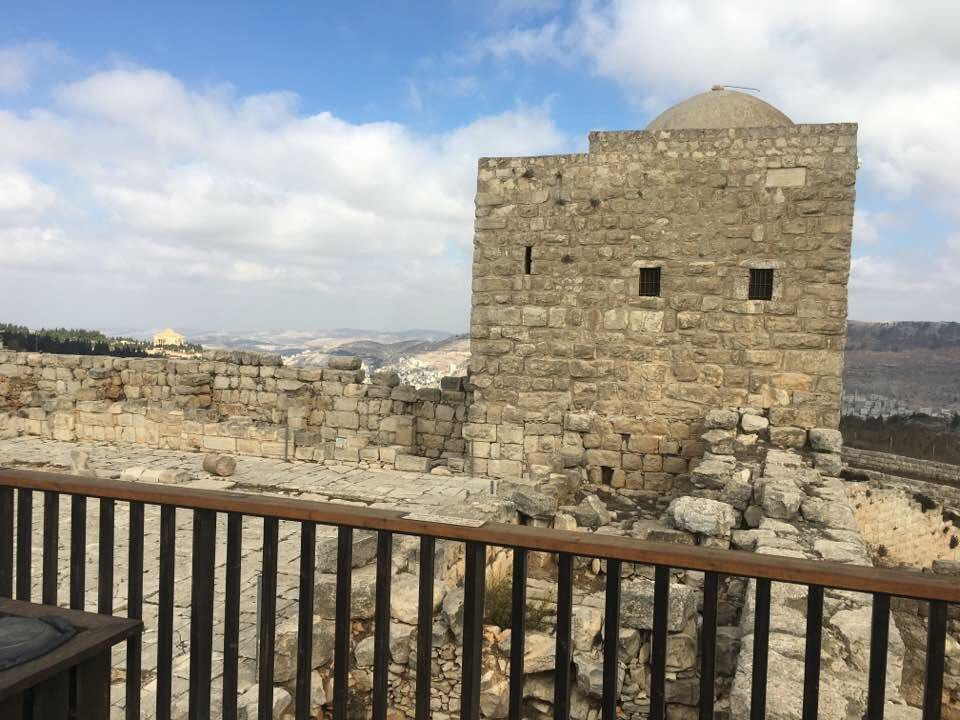 Mount Gerizim, Samaria, Palestine