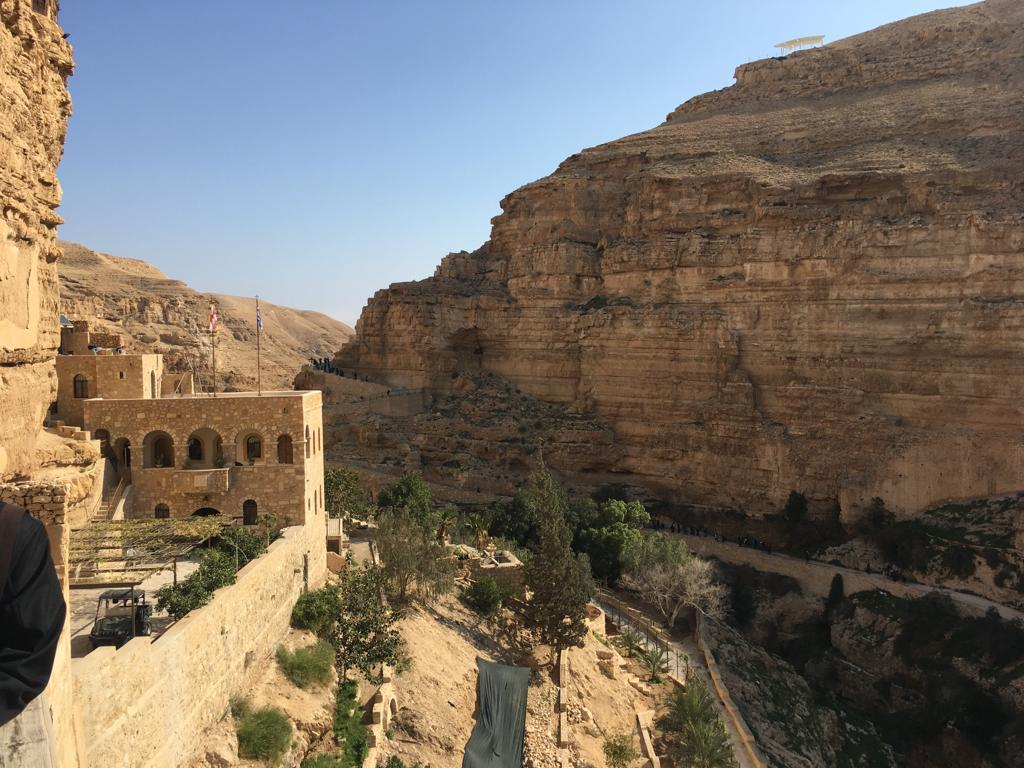 Saint George Monastery of Choziba