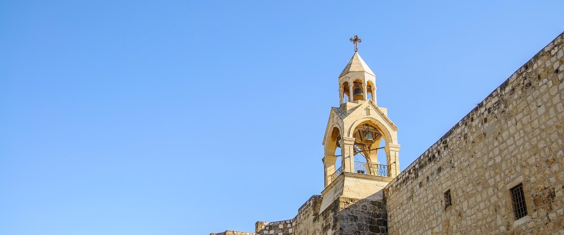 Nativity Church in Bethlehem