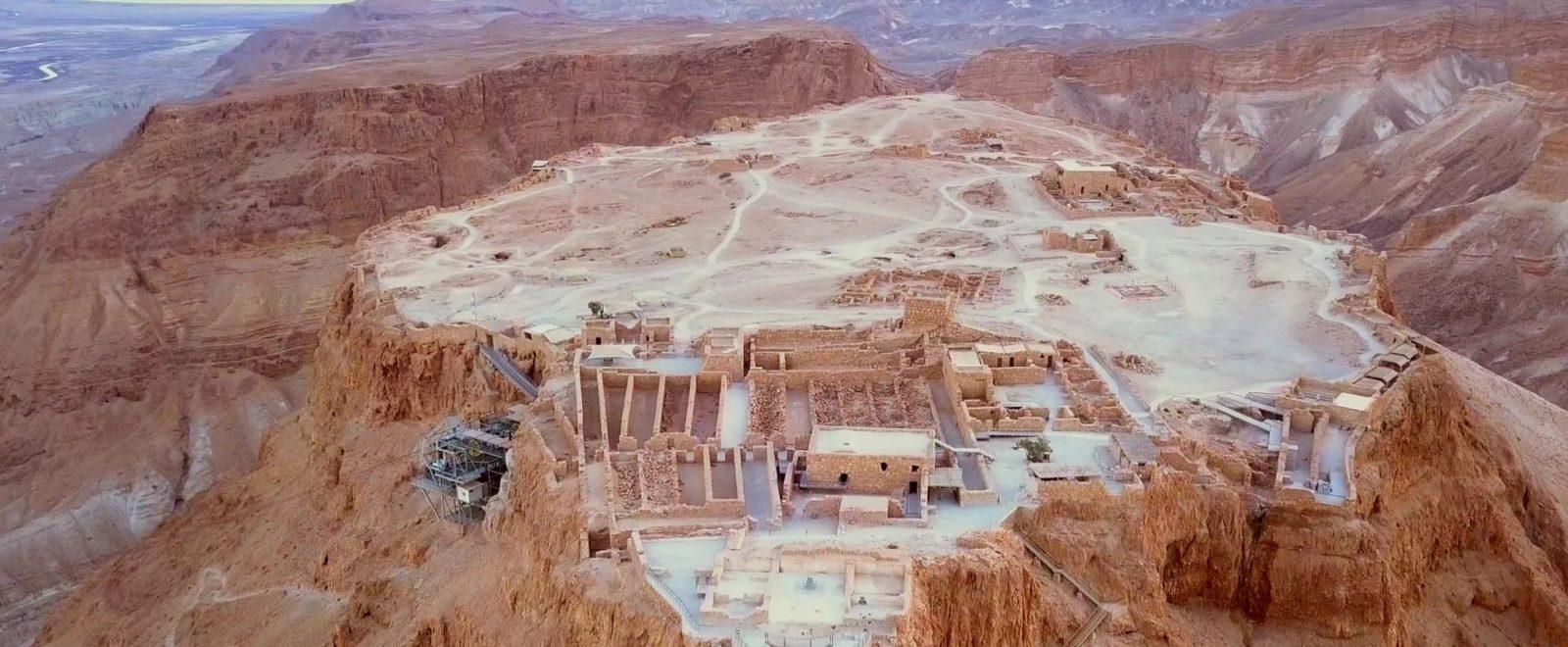 Dead Sea and Masada Tour