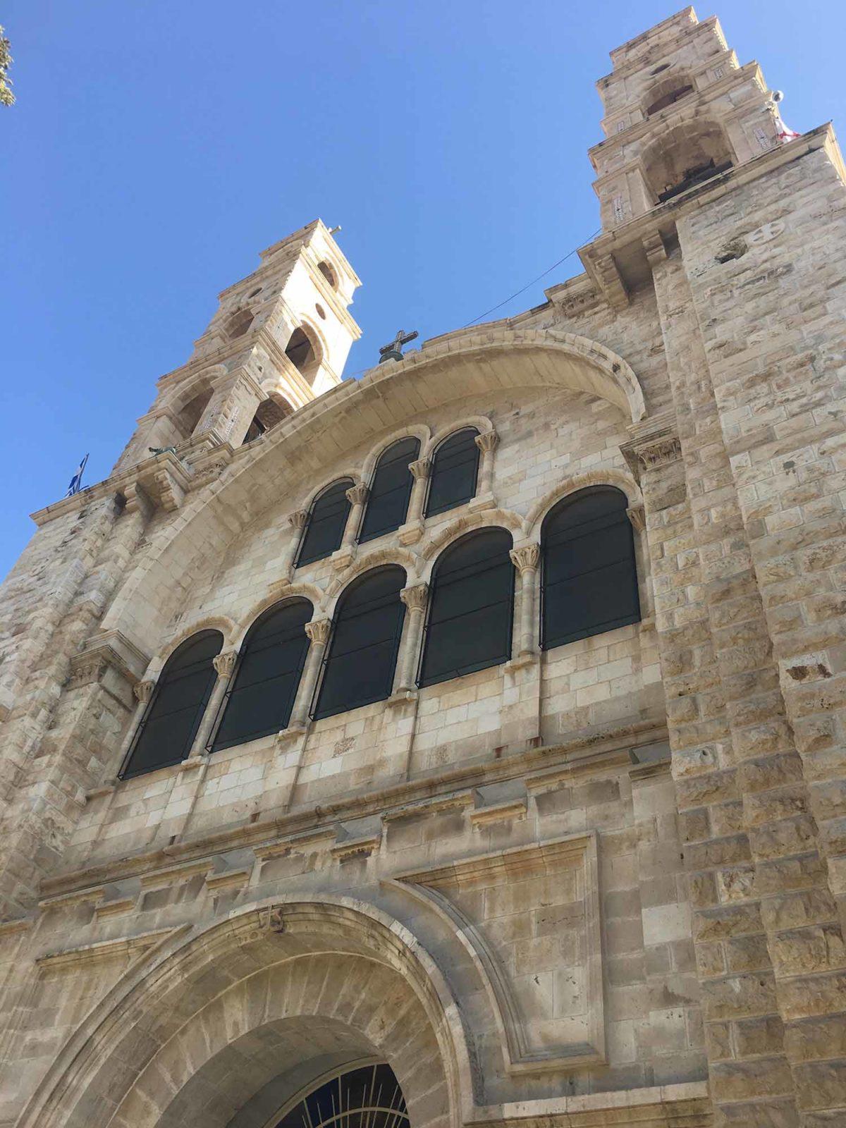 Jacob's Well Monastery