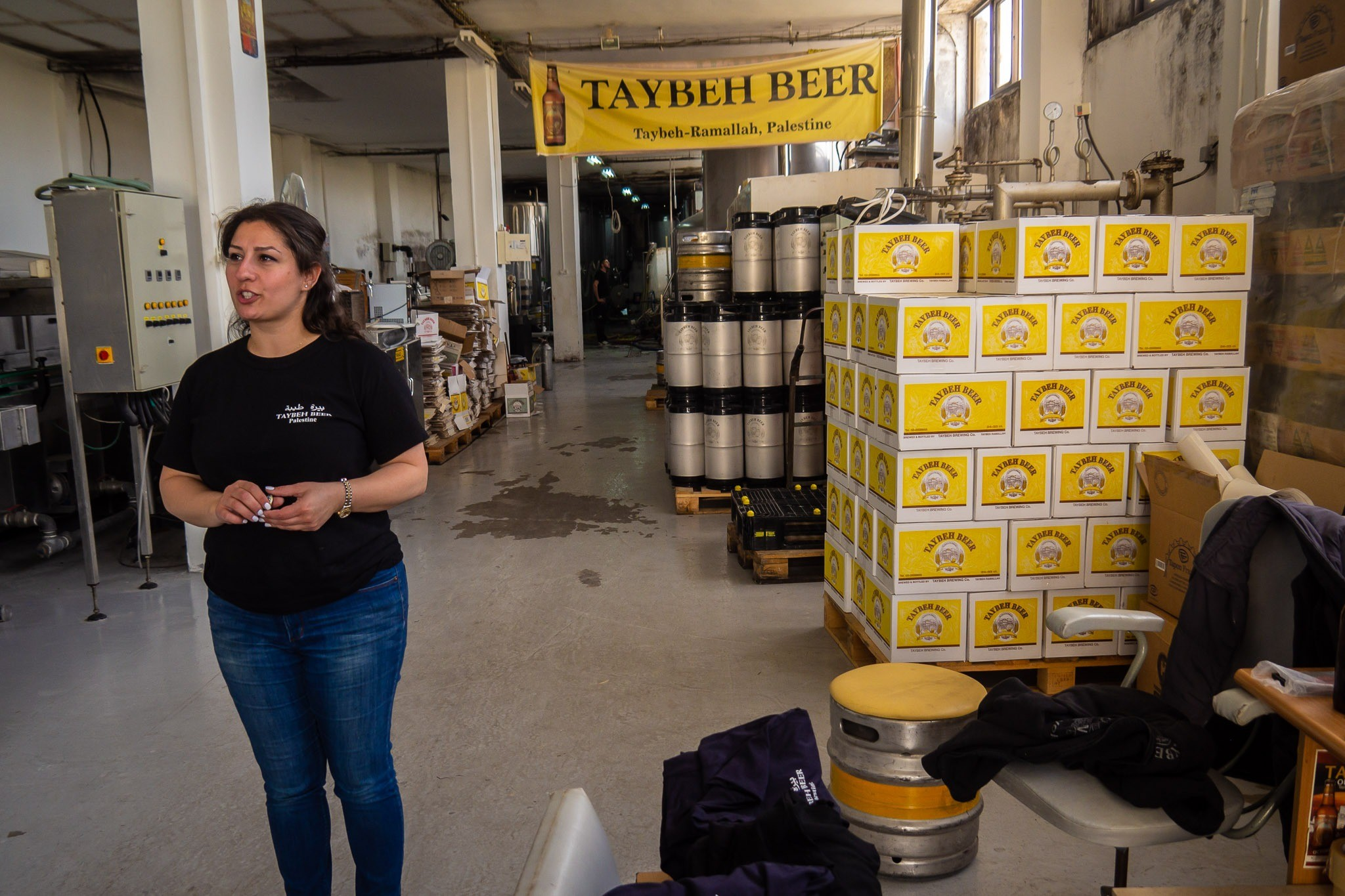 The Brewery of Taybeh