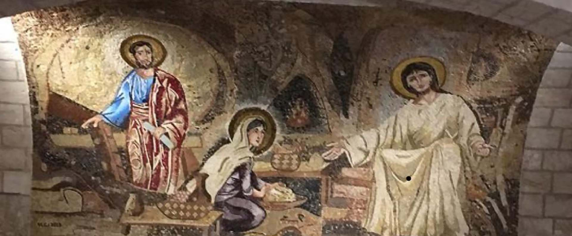 wall painting | church of saint Joseph