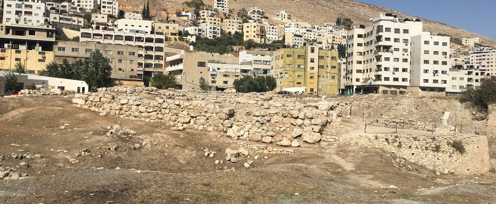 Tel Balata Archaeological Park