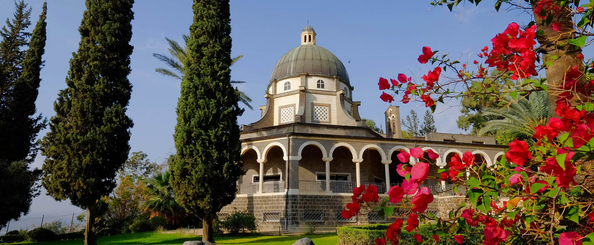 Visit Mount Beatitudes and the Catholic Chapel