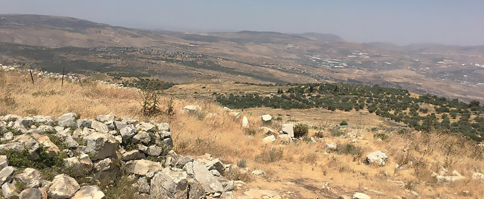 Visit Mount Ebal and Josephs Tomb