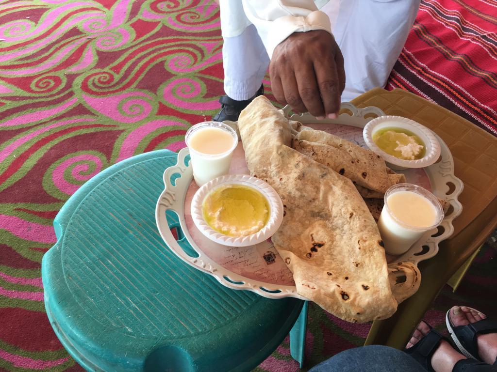 Traditional Bedouin Pita
