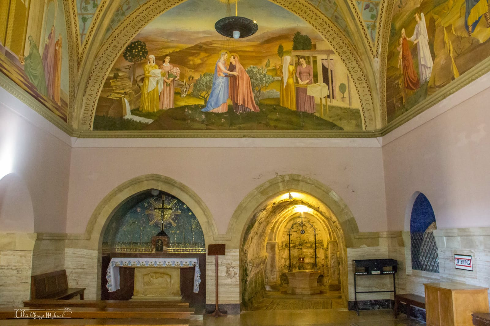 Church of the Visitation | Ein Karem