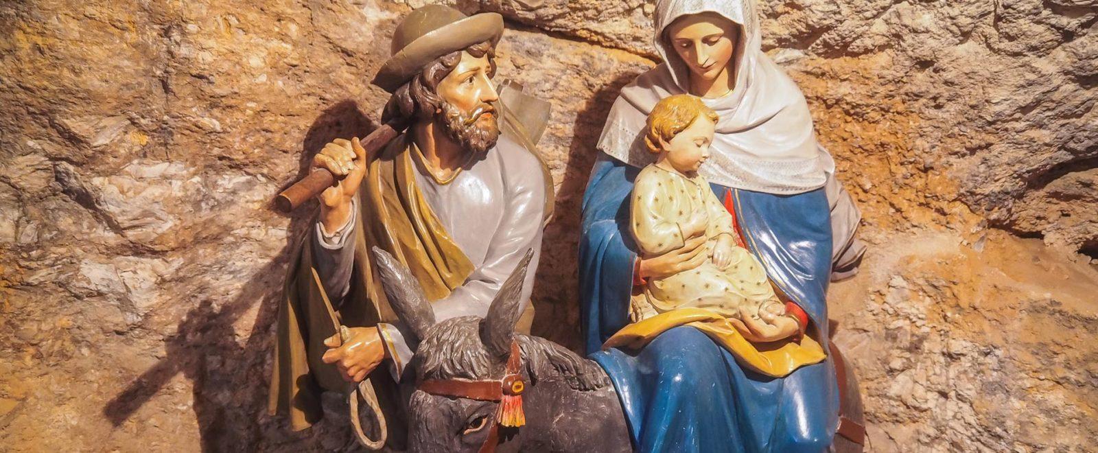 Milk Grotto Chapel in Bethlehem