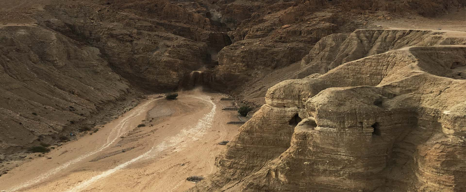 Qumran and Dead Sea Scrolls