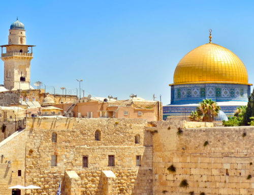 Top places to visit in Jerusalem (MUST SEE)
