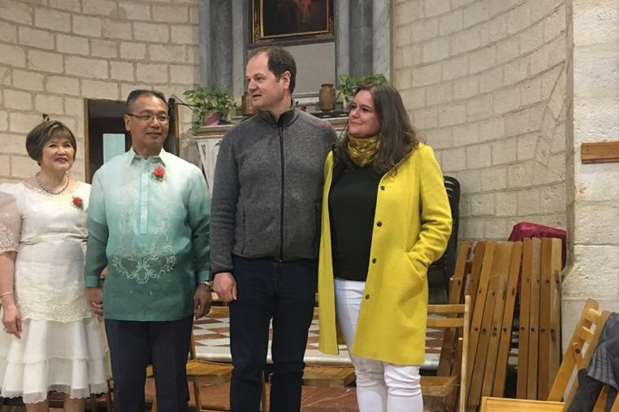 Christian Wedding Vow Renewal