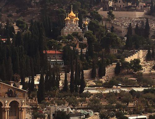 Discover the Mount of Olives in Jerusalem