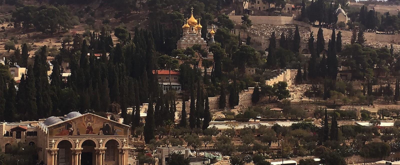 Mount of Olives, Israel   Holy Land VIP Tours